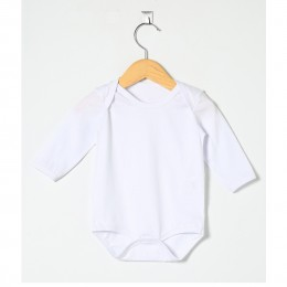 Body Manga Longa Branco 0024407a7b5