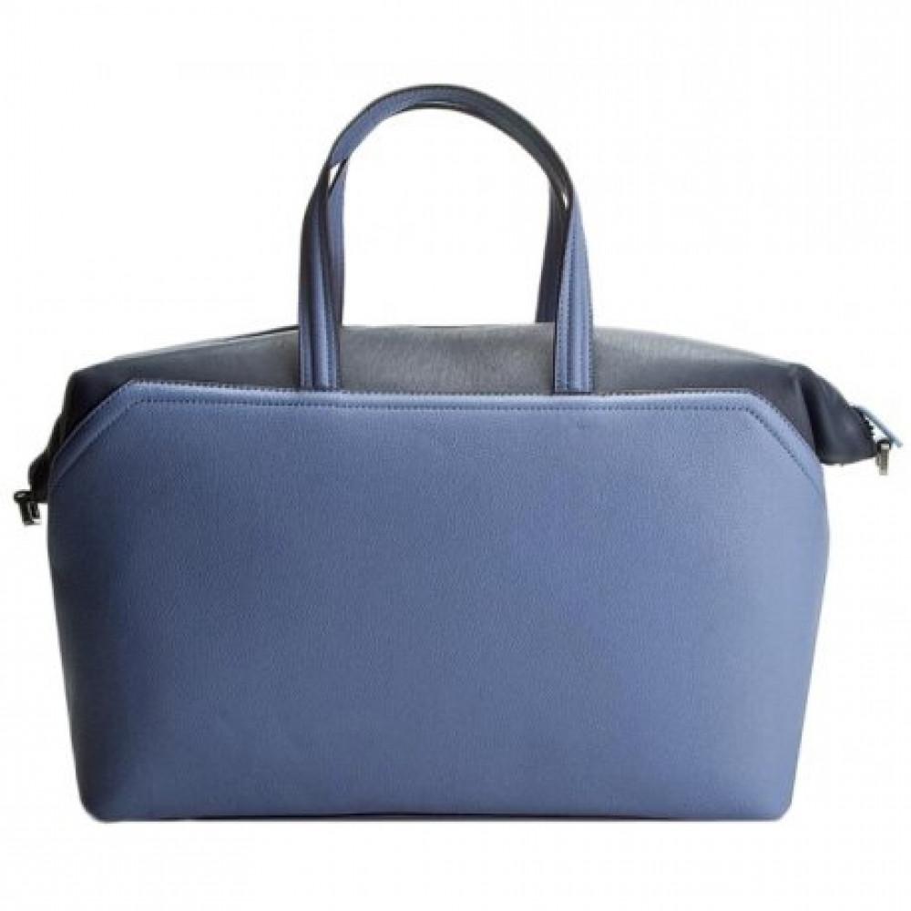 6858293ba9793 Bolsa Calvin Klein K60K602382 902 Feminina - Couro Ecológico - Bessalle