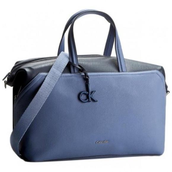9df985dc6f1db Bolsa Calvin Klein K60K602382 902 Feminina - Couro Ecológico - Bessalle