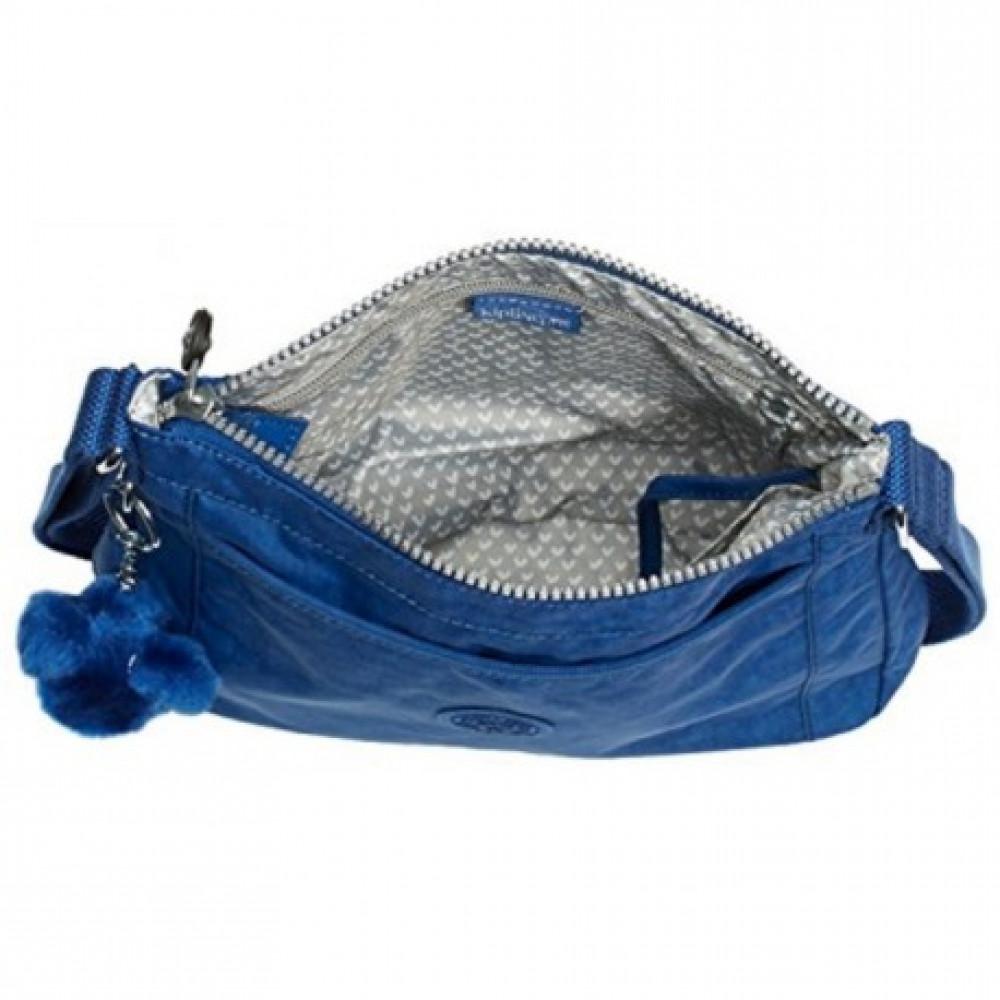 ce0b9684c2db8 Bolsa Kipling Moyelle K1661710J - Cor Cobalt Blue - Bessalle