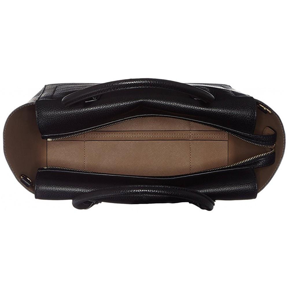 Bolsa Michael Kors 30H6GM9S3L - Couro de alta qualidade, preto - Bessalle 90eadff171