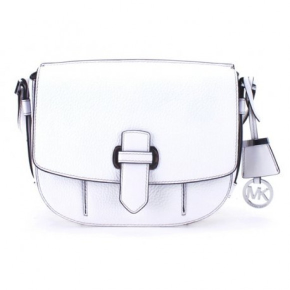 Bolsa Michael Kors 30S6SRUM2L,branco- material couro - Bessalle 177d3e23c5