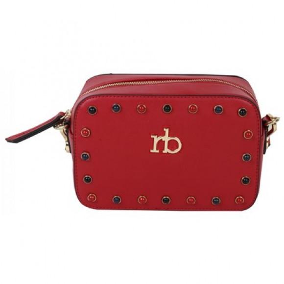 d2e7bf7c6a636 Bolsa Roccobarrocco RBBS27604 - Cor Vermelho (Rosso) - Bessalle