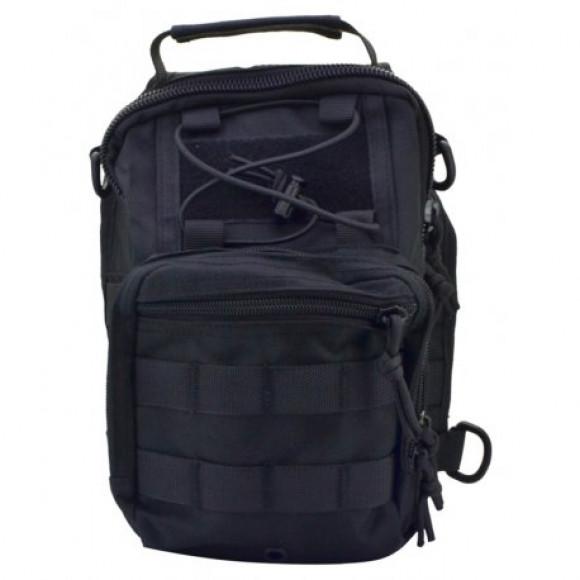 0eb88355a Bolsa Tática Evo Tactical PK098 Preto - Bessalle