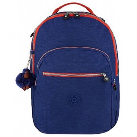 c9c77f4f4 Mochila Kipling Clas Seoul K1501556I Star Blue C - (Azul) - Bessalle