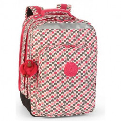 9230ef2b4 Mochila Kipling College K1361232R - Cor Latin Mix Pink