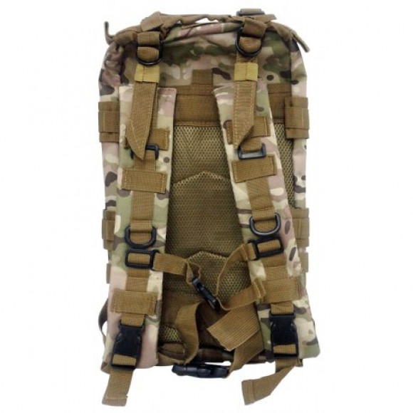 abf83f750 Mochila tática combat BK543 Multicam-Militar camuflada - Bessalle
