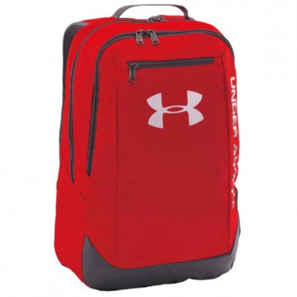 80779dd64a3 Mochila under armor hustle backpack 1273274-600 - Bessalle