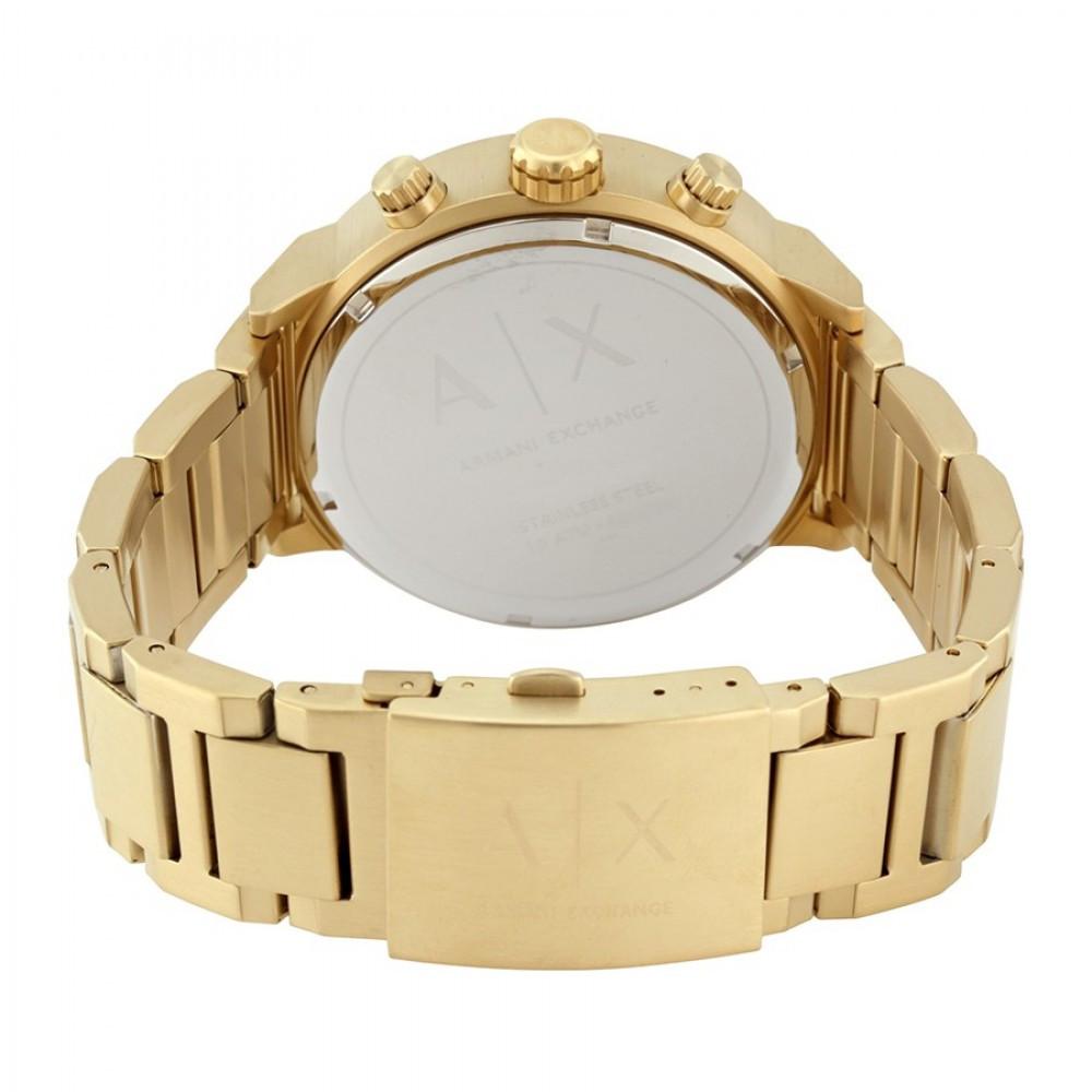 011c386a5a4 Relógio Armani Exchange AX1368-Resistência à água até 100m - Bessalle