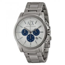 a62566fc962 Relógio Armani Exchange AX2500-Resistência à água até 50m