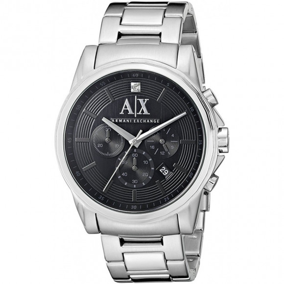 de7081f4bac Relógio Armani Exchange AX2504-Resistência à água até 50m