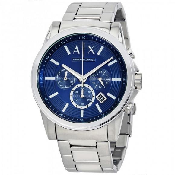 a86ec0bf05c Relógio Armani Exchange AX2509 - Resistência à água até 50m