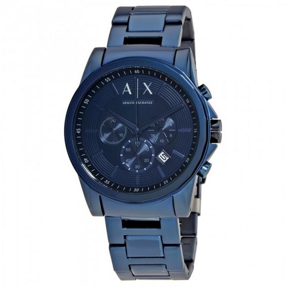 ac2726e1007 ORIGINAL. Relógio Armani Exchange AX2512 - Resistência à água até 100m