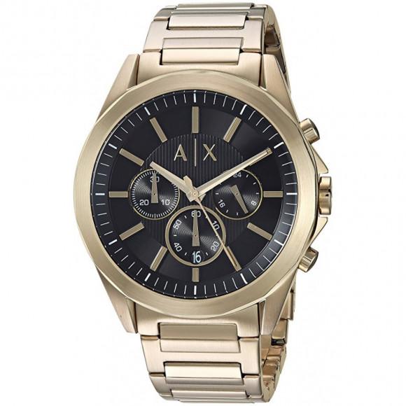 992a6db48e4 Relógio Armani Exchange AX2611-Resistência à água até 100m