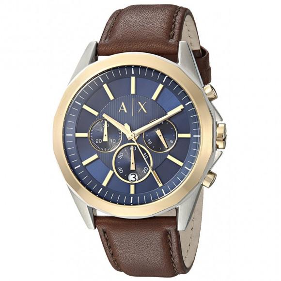 d2f03033bc9 Relógio Armani Exchange AX2612-Resistência à água até 100m