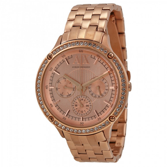 98978f4c35f Relógio Armani Exchange AX5406-Resistência à água até 50m