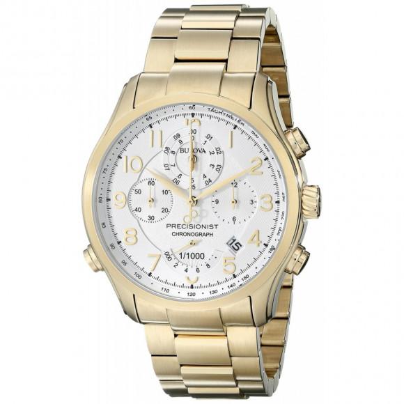 8de4973065b Relógio Bulova 97B139 - Resistência à água até 50m