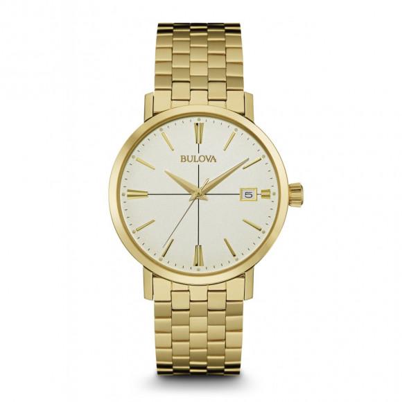 2fc056724dc Relógio Bulova 97B152 - Resistência à água até 30m