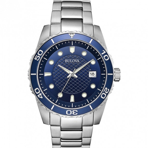 7c5b21ac57f Relógio Bulova 98A194 - Resistência à água até 30 metros
