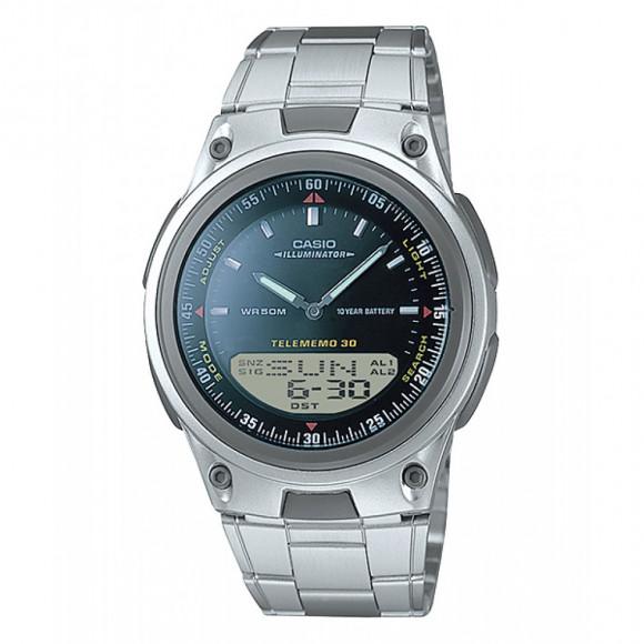 f0a08c64ce0 Relógio Casio AW-80D-1A - Resistência à água até 50m