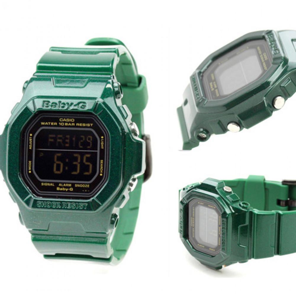 c6fafc4e2de Relógio Casio Baby-G BG-5603-3D - Resistência à água até 100m