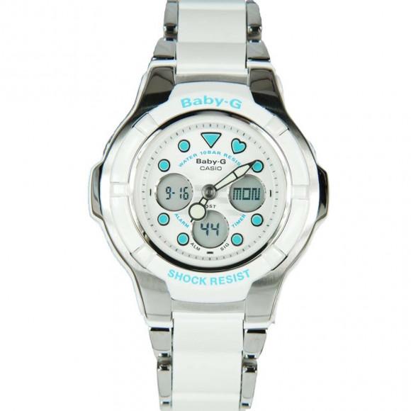 f10ed57d752 Relógio Casio Baby-G BGA-123-7A1 - Resistência à água até 100m ...