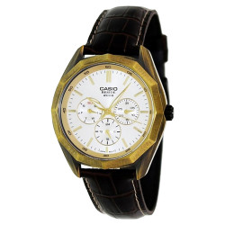 eaba90aa375 Relógio Casio BEM-310AL-7A - Resistência à água até 50m
