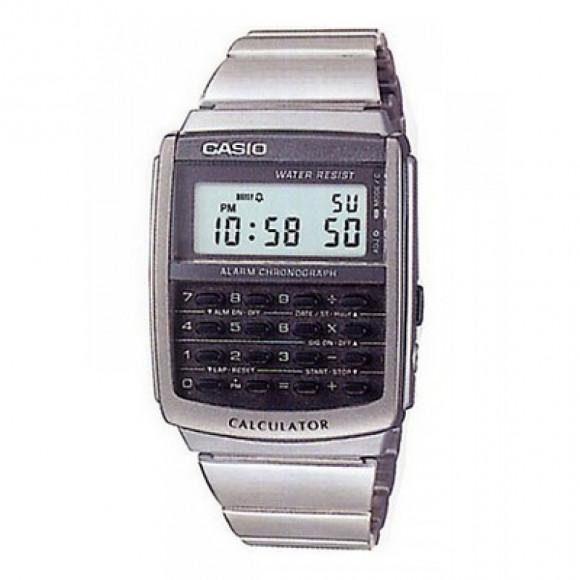13c2869da41 Relógio Casio CA-506-1-Resistência à água