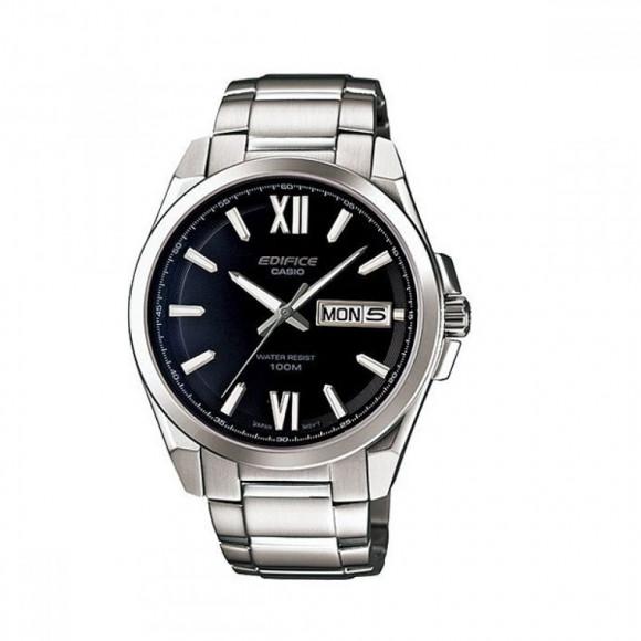 dd18513b258 Relógio Casio EFB100D-1A-Resistência à água até 100m