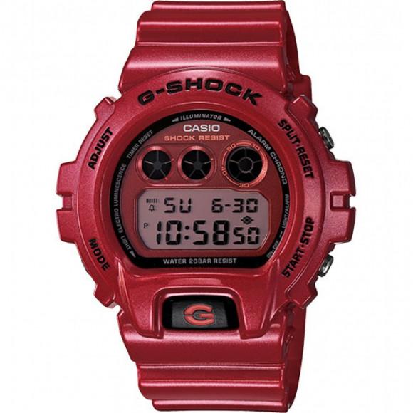 deaf9a37f18 Relógio Casio G-Shock DW-6900MF-4-Resistência à água até 200m - Bessalle