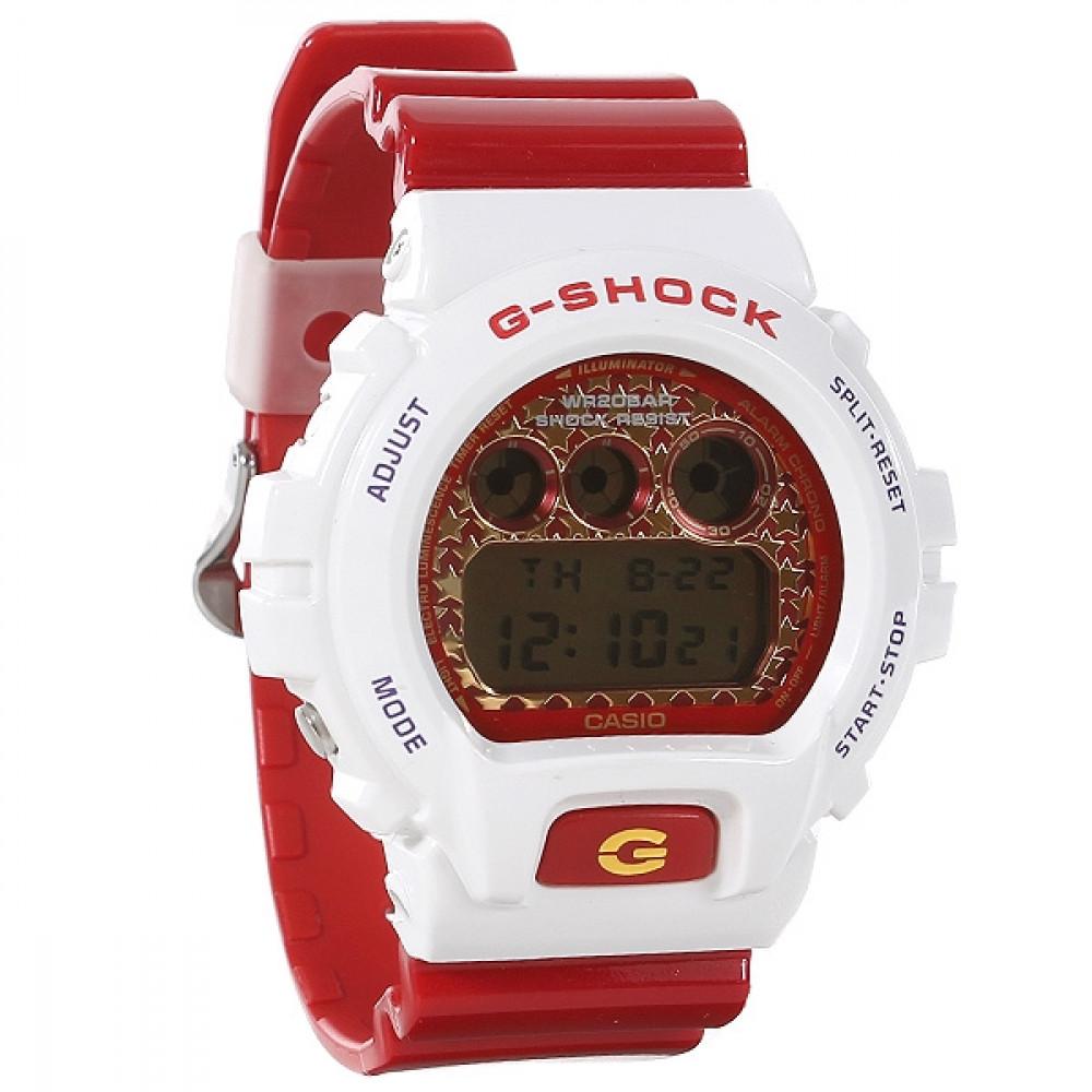 f365624d3f8 Relógio Casio G-Shock DW-6900SC-7-Resistência à água até 200m - Bessalle