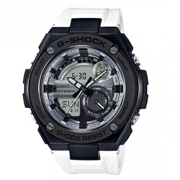b0c8ec3d5ed Relógio Casio G-Shock G-Steel GST-210B-7A-Resistência à água até ...