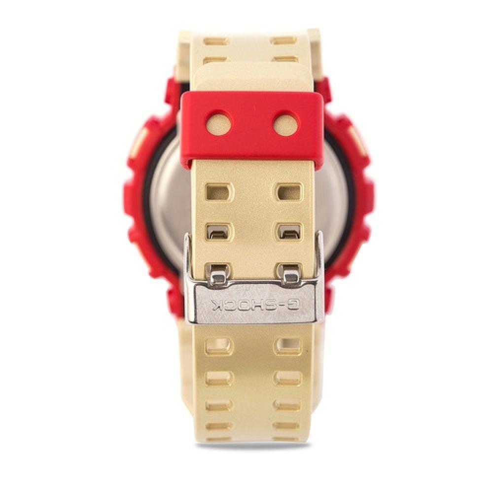 21f54045ab8 Relógio Casio G-Shock GA-110CS-4A-Resistência à água até 200 Metros -  Bessalle