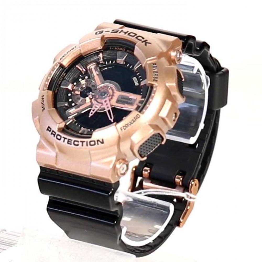5e798f0b11d Relógio Casio G-Shock GA-110GD-9B2-Resistência à água até 200 metros -  Bessalle