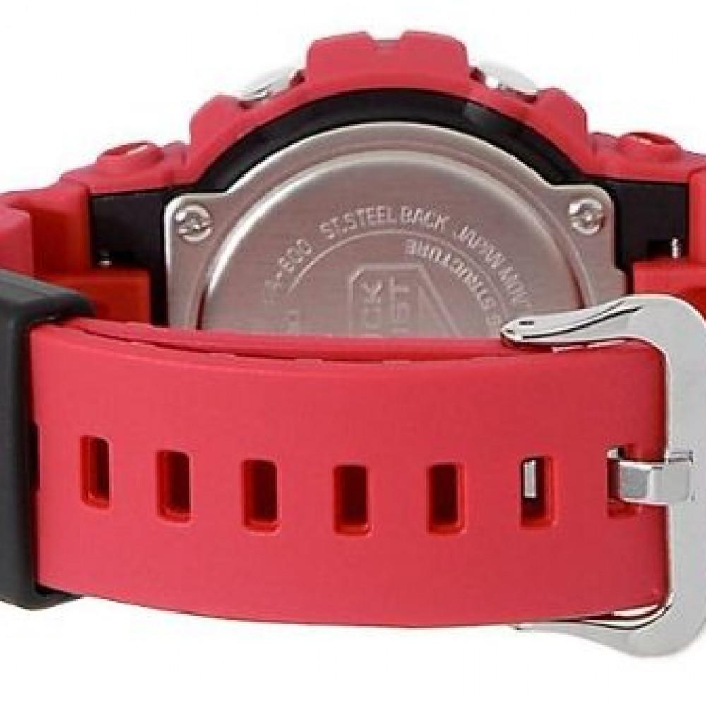 56d435b07ee Relógio Casio G-Shock GA-800-4A-Resistência à água até 200 metros - Bessalle