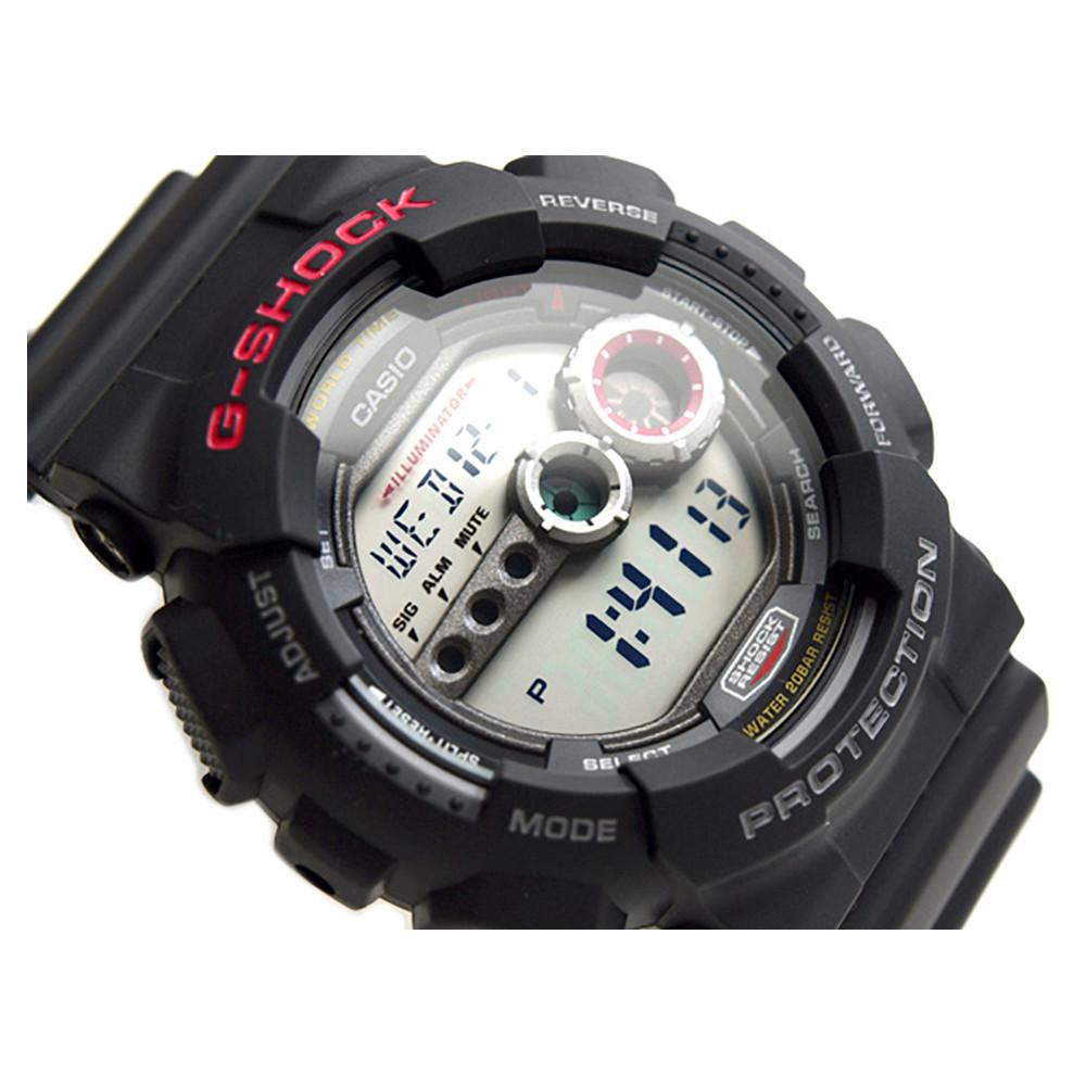 f60e9daf82f Relógio Casio G-Shock GD-100-1A - Resistência à água até 200m - Bessalle