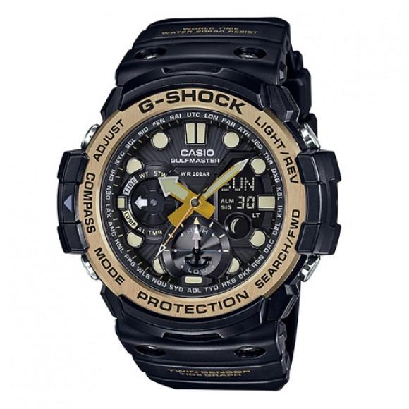 ba2f3ad07da Relógio Casio G-Shock GN-1000GB-1A-Resistência à água até 200 metros ...