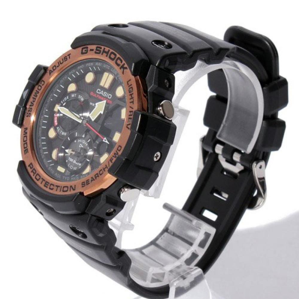 d60660e8779 Relógio Casio G-Shock GN-1000RG-1A-Resistência à água até 200 metros -  Bessalle