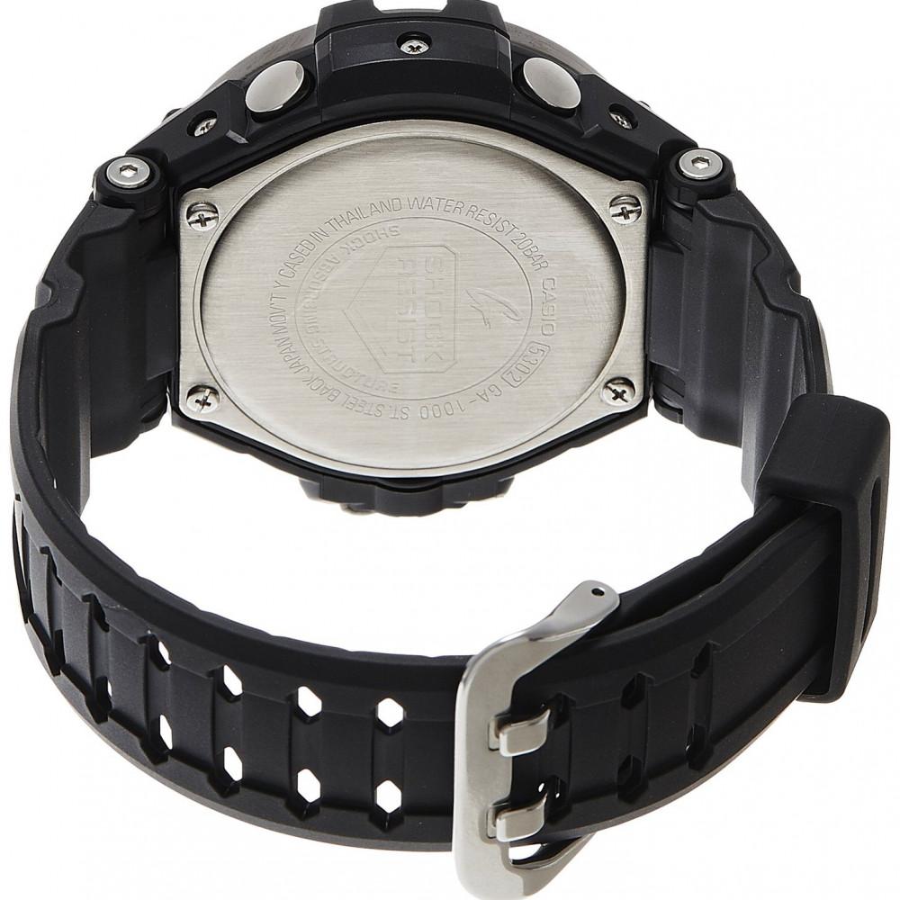 a0ddbc4b786 Relógio Casio G-Shock GravityMaster GA-1000-1B - Preto - Bessalle