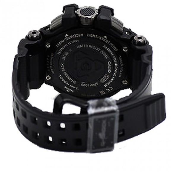 35b8818183c Relógio Casio G-Shock GravityMaster GPW-1000T-1A-Preto - Bessalle