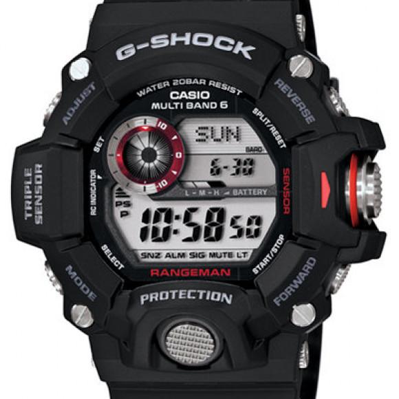 bb4552ad36a Relógio Casio G-Shock GW-9400-1-Resistência à água até 200 metros ...