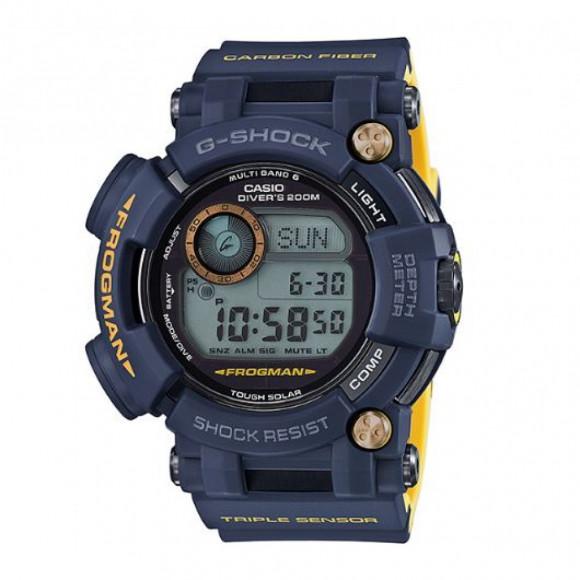 bf3ad185bb1 Relógio Casio G-Shock GWF-D1000NV-2D - Bessalle