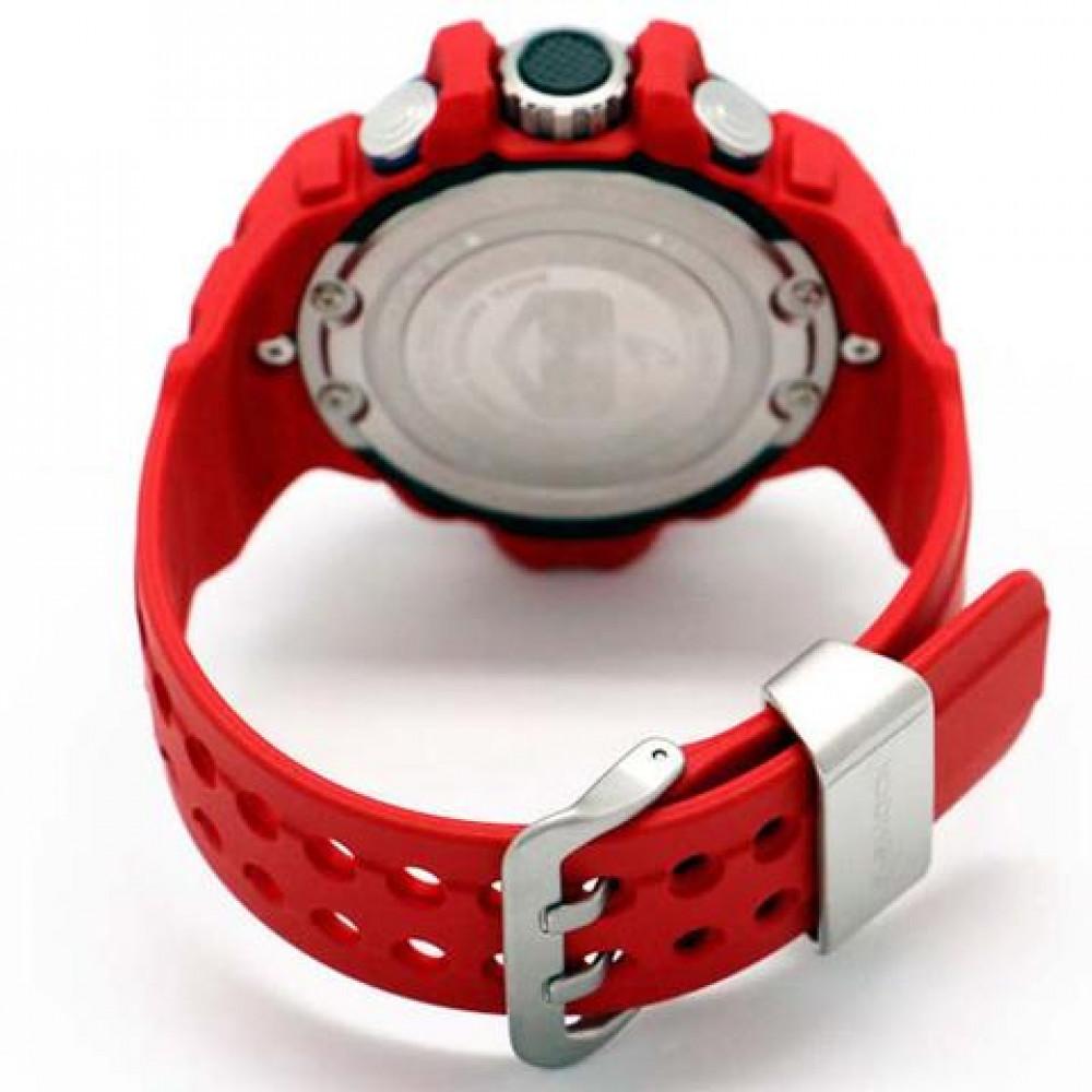 9d5bac21487 Relógio Casio G-Shock GWN-1000RD-4A - Bessalle