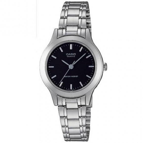 df953370b0c Relógio Casio LTP-1128A-1A - Resistência à água até 50m