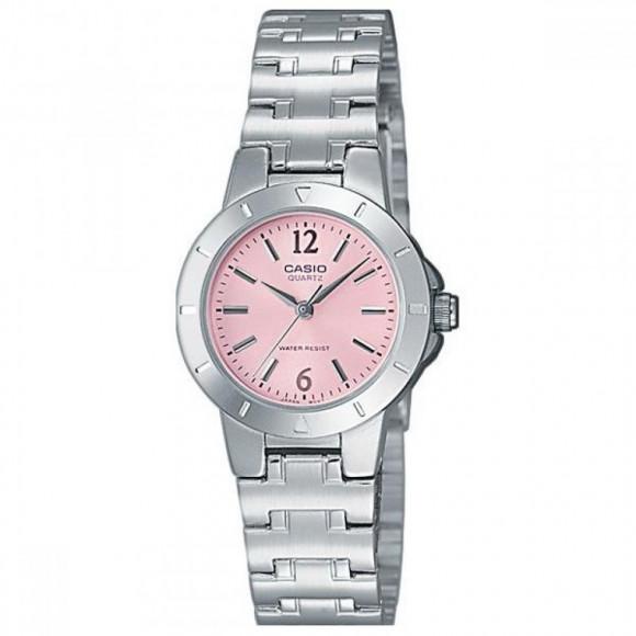 ff6c690724b Relógio Casio LTP-1191A-4A1-Resistência à Água até 30m