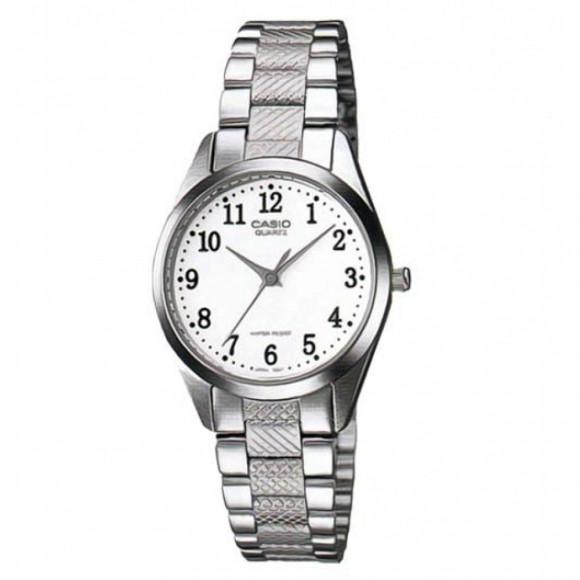 9596a5e2a4b Relógio Casio LTP-1274D-7B-Resistência à água até 30 metros - Bessalle