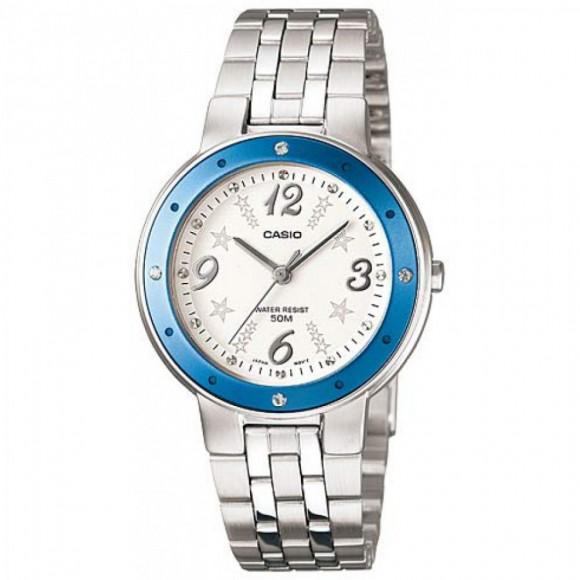 51232c2f180 Relógio Casio LTP-1318D-2A-Resistência à água até 30 metros - Bessalle