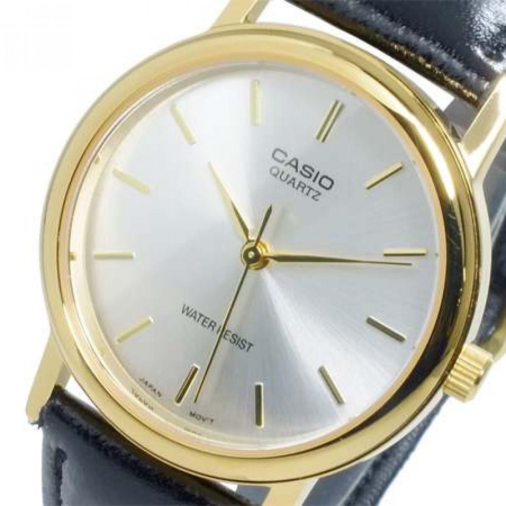1175e8db329 Relógio Casio MTP-1095Q-7A-Resistência à água até 30 metros - Bessalle