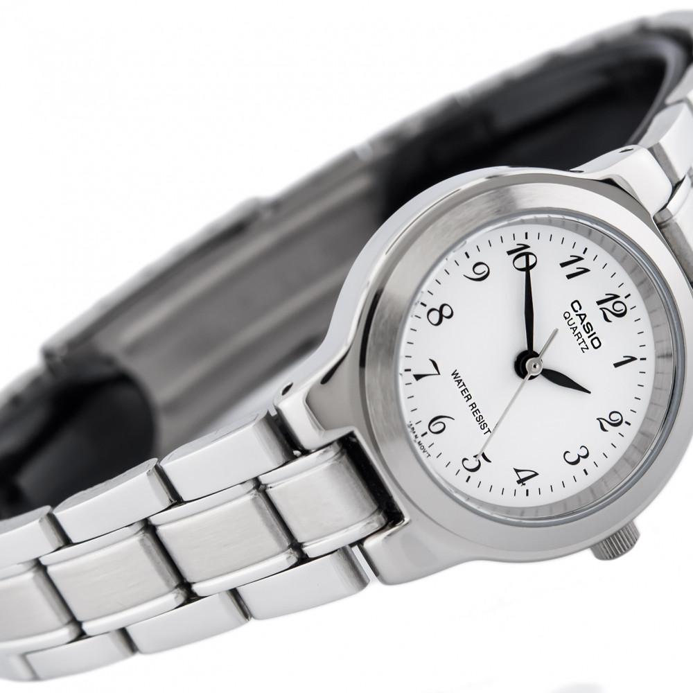 c14e2a99a96 Relógio Casio MTP-1131A-7B-Resistência à água até 30 Metros - Bessalle