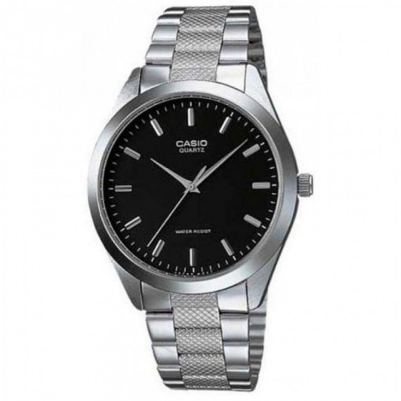 5d13d360034 Relógio Casio MTP-1274D-1A-Resistência à água até 50 metros - Bessalle